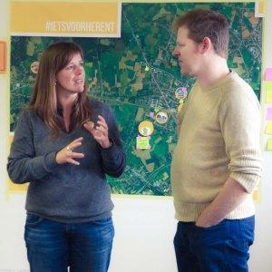 Vicky Pettens en Roland Kums