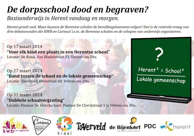 Debat scholen